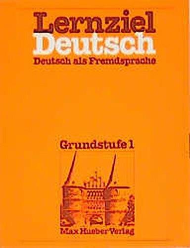 Lernziel Deutsch Grundstufe 1