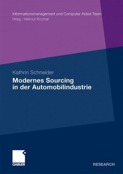 Modernes Sourcing in der Automobilindustrie