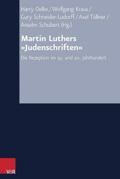 Martin Luthers »Judenschriften«