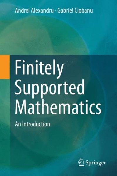 Finitely Supported Mathematics