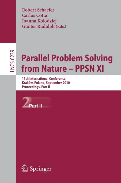 Parallel Problem Solving from Nature, PPSN XI