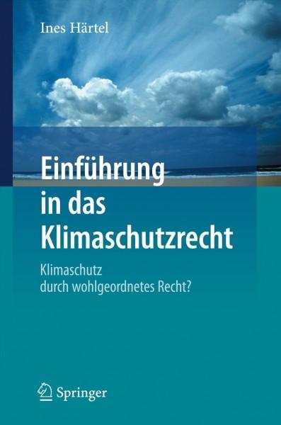 Einführung in das Klimaschutzrecht