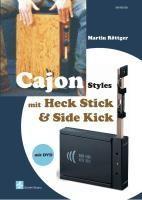 Cajon Styles mit Heck Stick & Side Kick