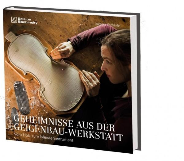 Geheimnisse aus der Geigenbauwerkstatt