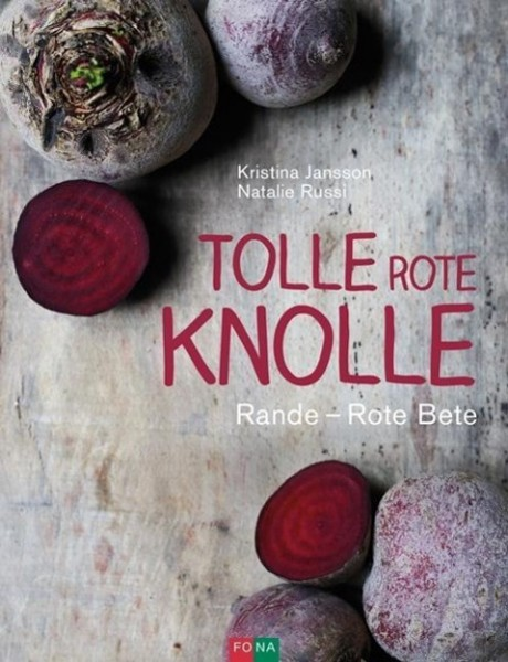 Tolle rote Knolle