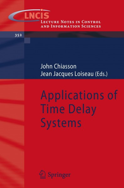 Applications of Time Delay Systems