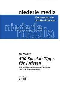 500 Spezial-Tipps für Juristen