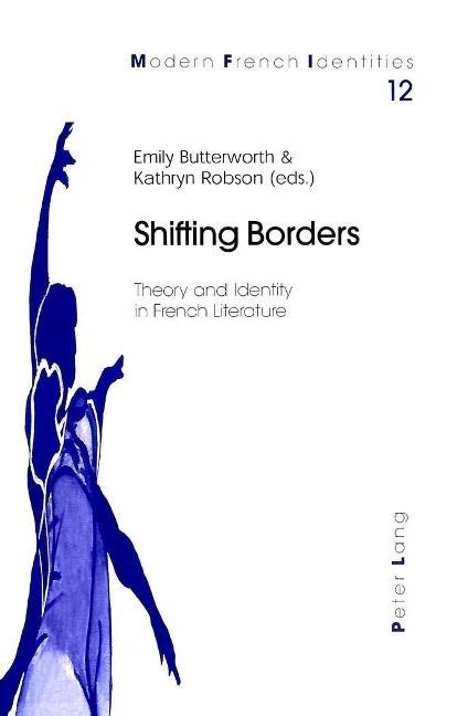 Shifting Borders - Butterworth, Emily