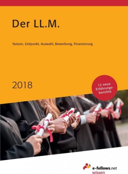 Der LL.M. 2018