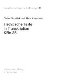 Hethitische Texte in Transkription KBo35