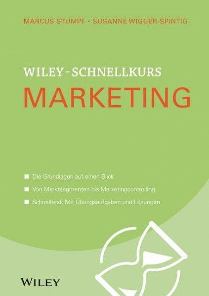 Wiley-Schnellkurs Marketing