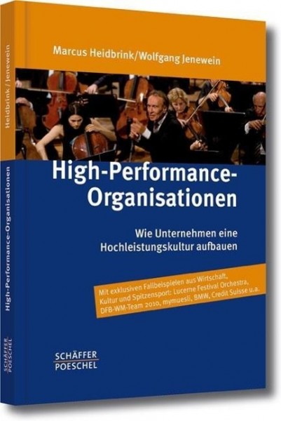 High-Performance-Organisationen