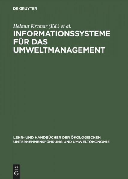 Informationssysteme für das Umweltmanagement