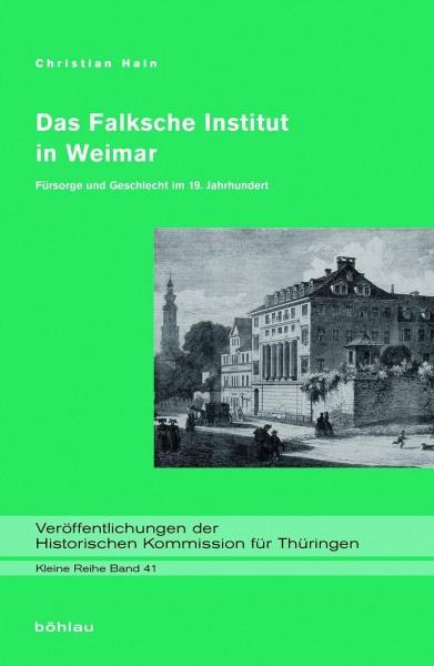 Das Falksche Institut in Weimar