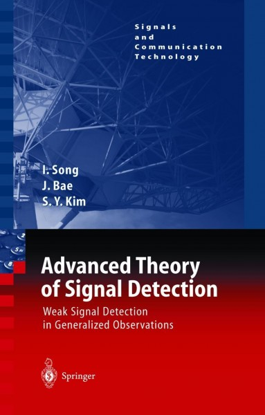 Advanced Theory of Signal Detection