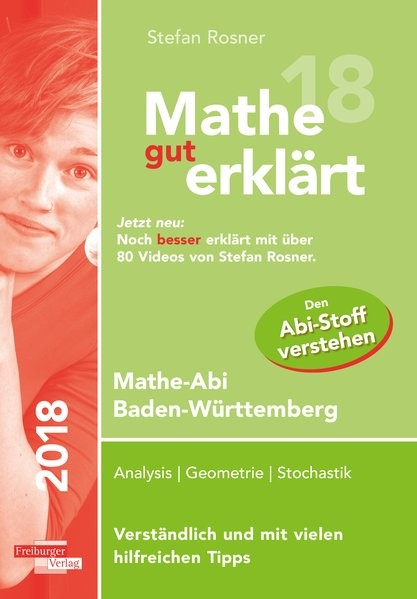 Mathe gut erklärt 2018 Baden-Württemberg Gymnasium