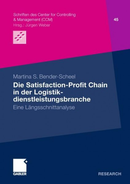 Die Satisfaction-Profit Chain in der Logistikdienstleistungsbranche