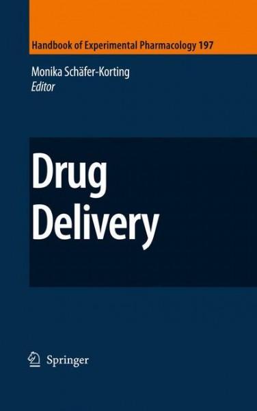 Drug Delivery. Volume 197