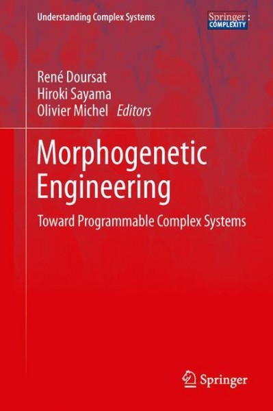 Morphogenetic Engineering