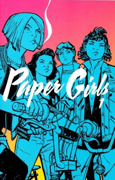 Paper Girls 1