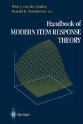 Handbook of Modern Item Response Theory