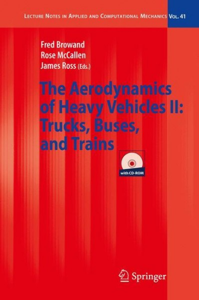Aerodynamics of Heavy Vehicles II: Trucks, Buses, and Trains