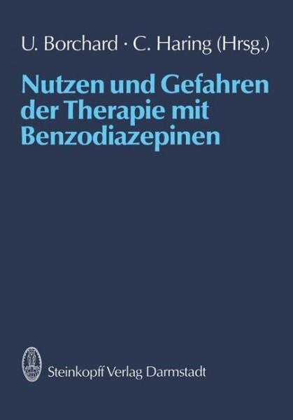 Nutzen und Gefahren der Therapie mit Benzodiazepinen