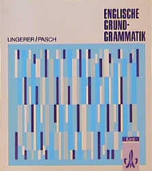 Englische Grundgrammatik