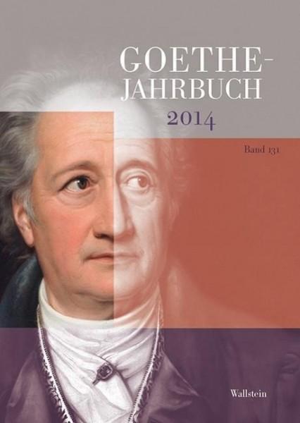 Goethe-Jahrbuch 131, 2014
