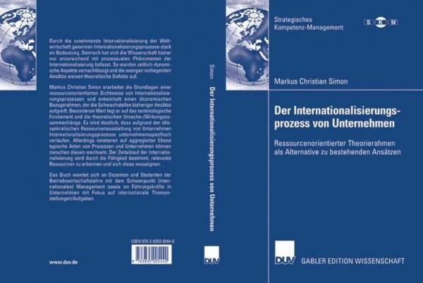 Der Internationalisierungsprozess von Unternehmen