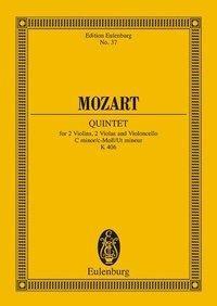Streichquintett c-Moll
