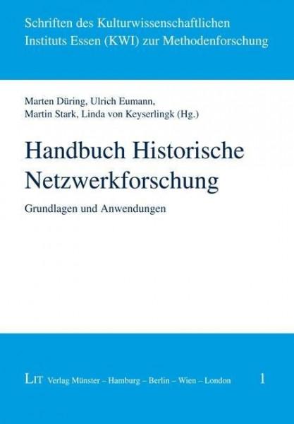 Handbuch Historische Netzwerkforschung