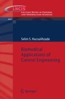 Biomedical Applications of Control Engineering