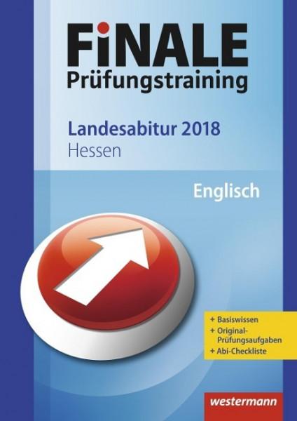 FiNALE Prüfungstraining Landesabitur Hessen: Englisch 2018