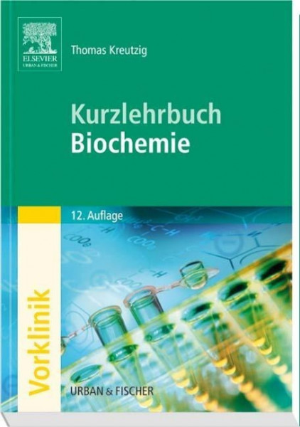 Kurzlehrbuch Biochemie