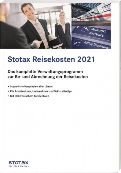 Stotax Reisekosten 2021