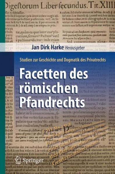 Facetten des römischen Pfandrechts