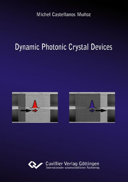Dynamic Photonic Crystal Devices
