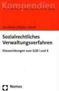 Sozialrechtliches Verwaltungsverfahren