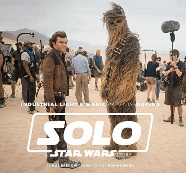 Industrial Light & Magic Presents: Making Solo