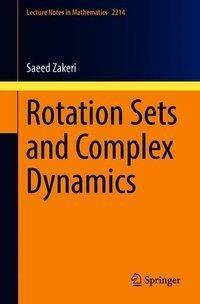 Rotation Sets and Complex Dynamics