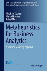 Metaheuristics for Business Analytics