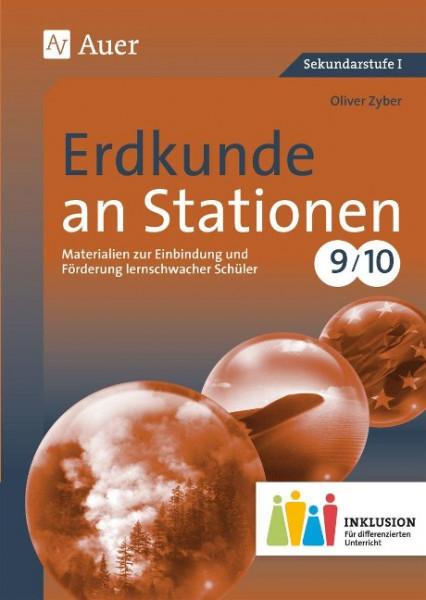 Erdkunde an Stationen 9-10 Inklusion