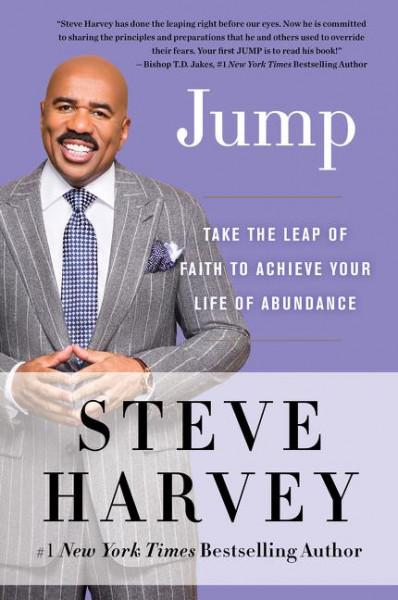Jump. Unti Steve Harvey Book #4