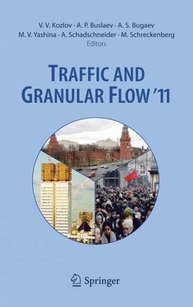 Traffic and Granular Flow 2011