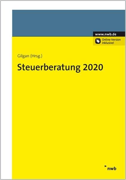 Steuerberatung 2020