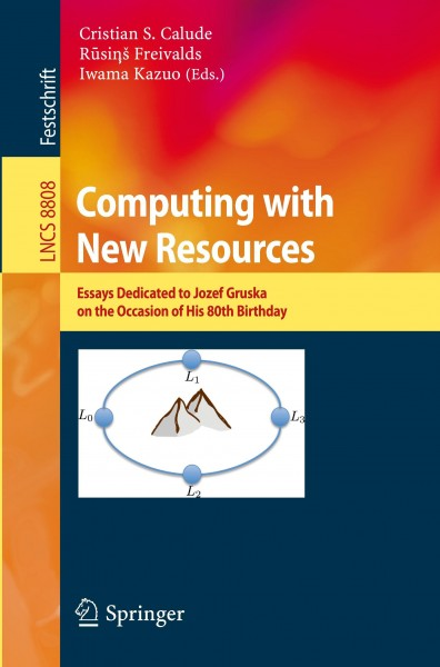 Computing with New Resources