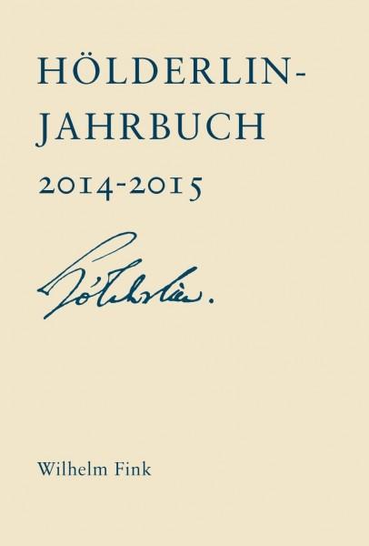 Hölderlin-Jahrbuch