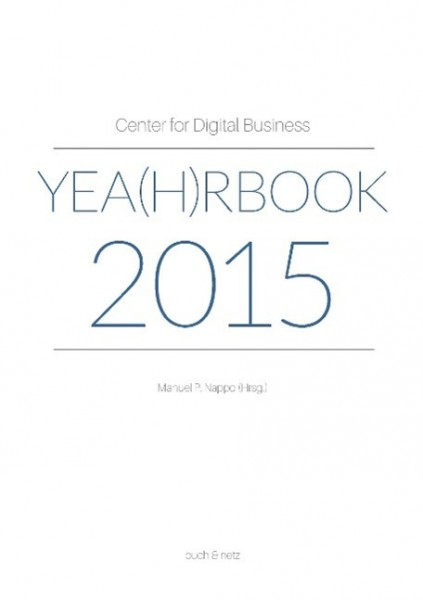 Center for Digital Business Yea(h)rbook 2015