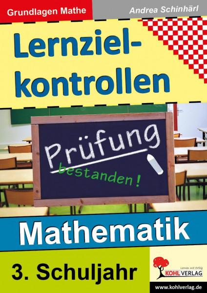 Lernzielkontrollen Mathematik / 3. Schuljahr